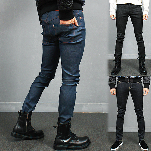 Casual Stretchable Spandex Denim Skinny Jeans 005 006 007