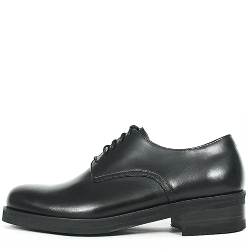 Handmade Round Toe Casual Oxford Leather Shoes