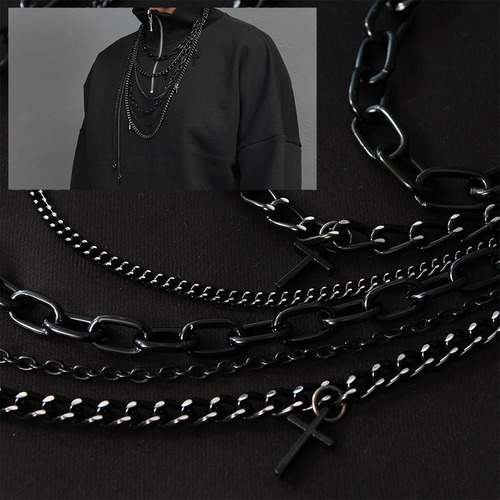 Necklace, men's