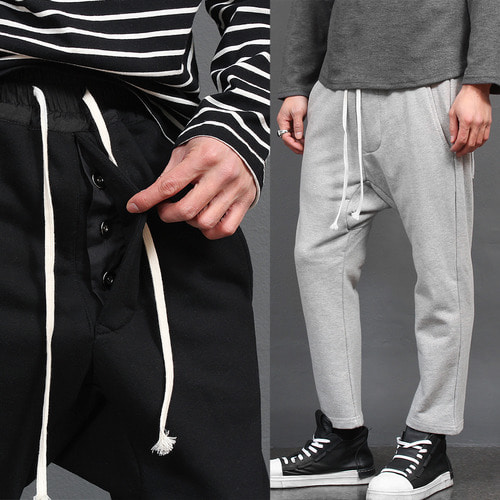 men's sweatpants, 4/5 Sweatpants
