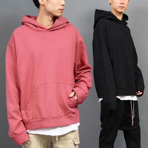 Loose Fit Oversized Long Sleeve Hoodie 012