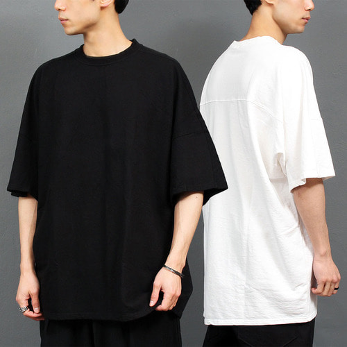 Avant garde Big Boxy Short Sleeve Tee 141