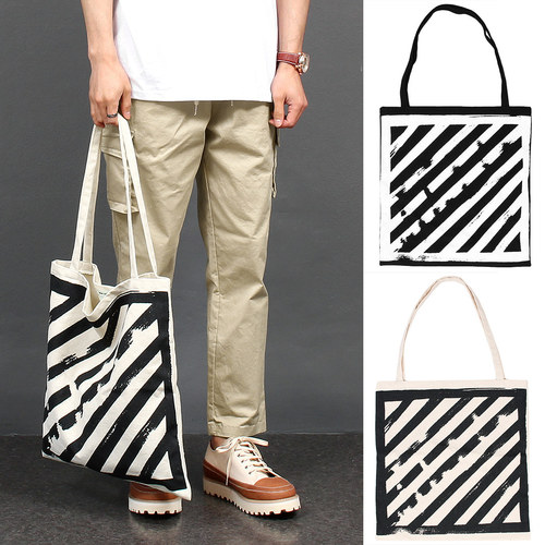 Painting Simple Eco Tote Bag 004