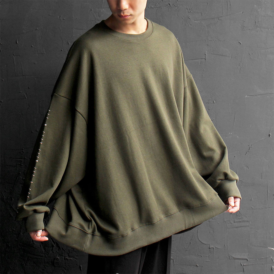 Oversized Loose Fit Sweatshirt 601
