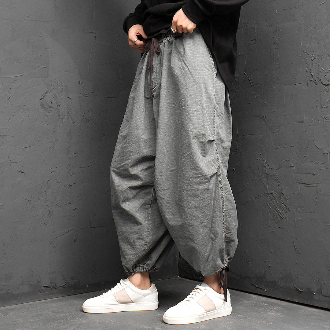 Oversized Wide Vintage Balloon Pants 933