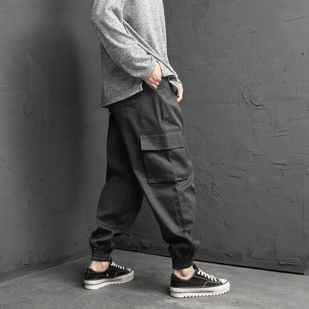 Wide Balloon Cargo Pocket Joggers 2041