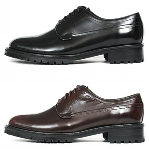 Lace Up Round Toe Leather Oxfords Shoes 1601