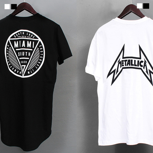 Loose Fit Graphic Logo Printing Short Sleeve T Shirt 102
