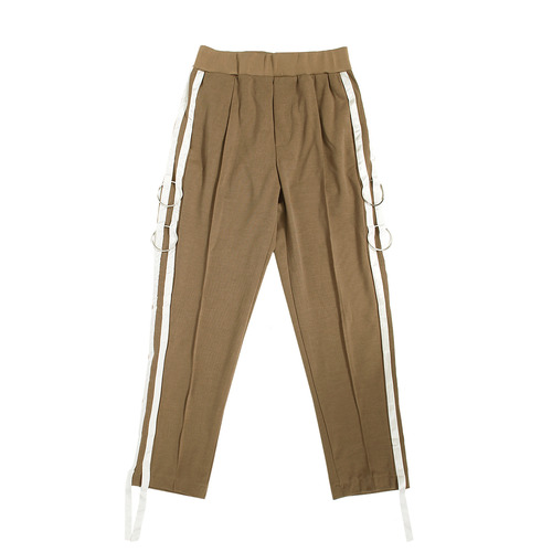 Ring Taped Side Jersey Sweatpants