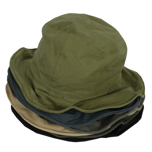 Wire Brim Color Bucket Hem