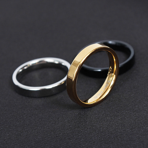 Basic Circle Surgical Stainless Steel Ring R20