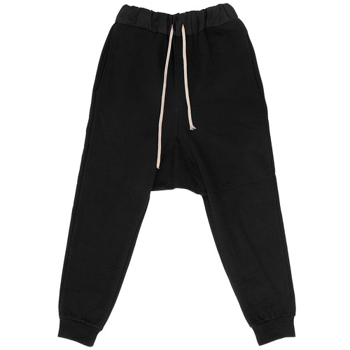 Drop Crotch Long Strap Baggy Jogger Sweatpants
