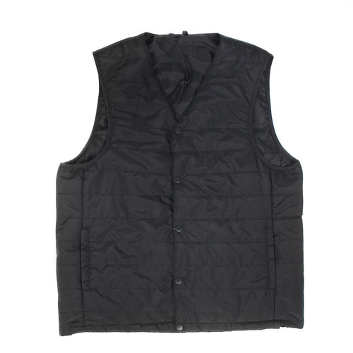 Button Up Padded Light Weight Vest