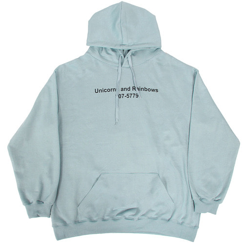 Oversized Loose Fit Faded Color Hoodie 007
