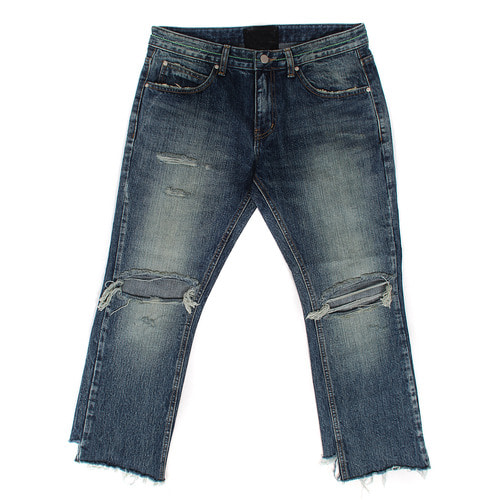 Destroyed jeans, men's jeans,