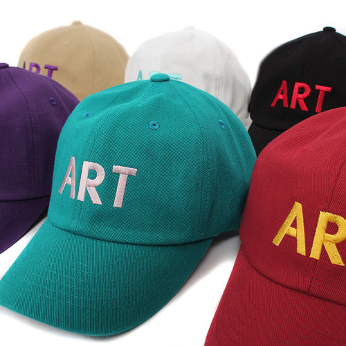 ART Logo Stitch Baseball Cap 006