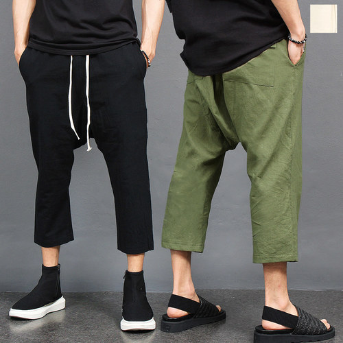 men's  baggy pants