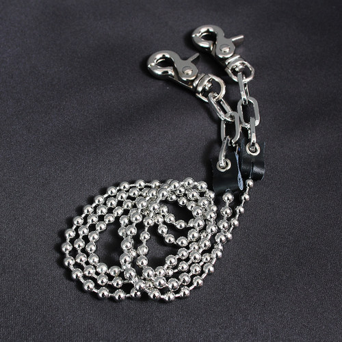 Jeans Pants Sphere Chain Linked Surgical Steel Chain C5