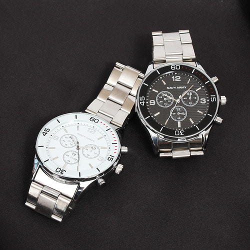 Light Weight Round Oyster Chain Watch 015