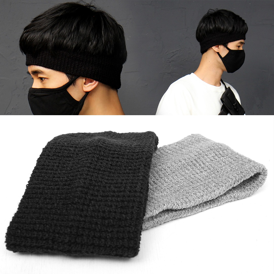 Street Fashion Elastic Knit Hair Band 008