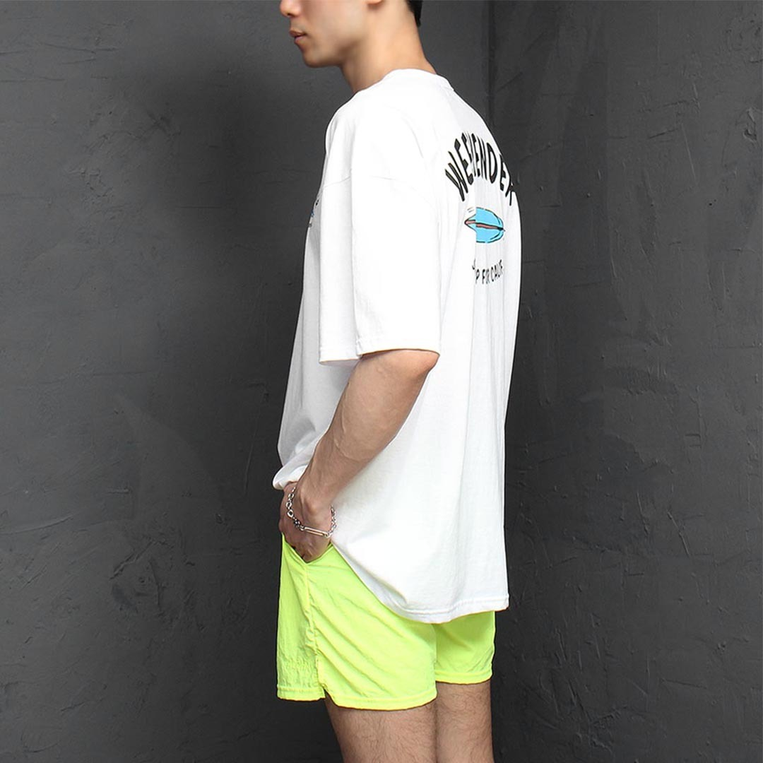 Graphic Printing Suff Logo Short Sleeve Tee 1306