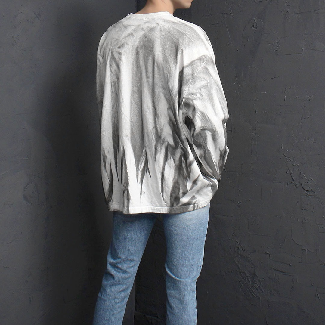 Vintage Painted Long Sleeve Tee 1884