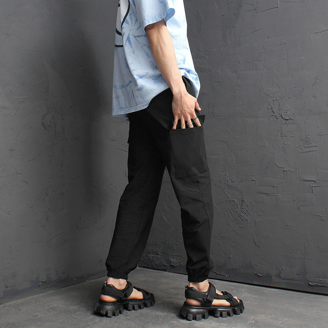 Cool Slim Cargo Pocket Joggers 2123